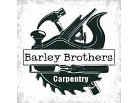 Two experienced carpenters available in the Bristol area. Please get in touch.