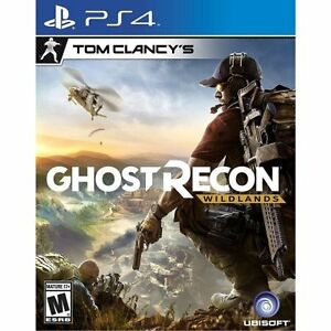 Tom Clancy's Ghost Recon Wildlands (PS4) Neuf