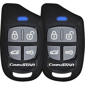 CompuStar Prime Series Security Remote Start RF-1WG6-AM CN