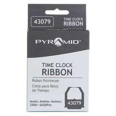 Pyramid 43079 Time Clock Ribbonuse With Mfr. No. 2650