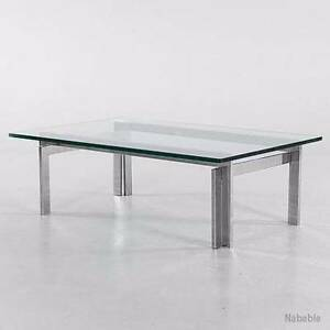 Simple glass coffee table for Rent Lane Cove Lane Cove Area Preview