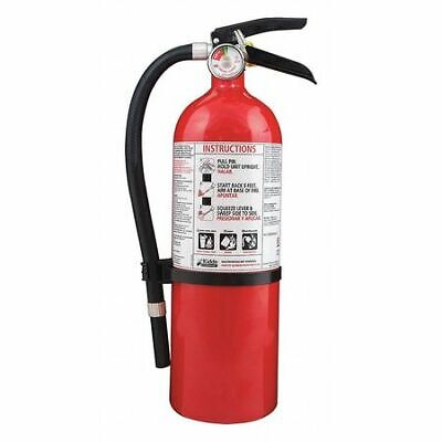 Kidde Fx340sc Fire Extinguisher 3a40bc Dry Chemical 5.5 Lb