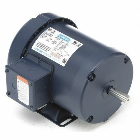 Leeson 114888.00 50 Hz Mtr,3-Ph,1 Hp,1425,220/380-440V,56