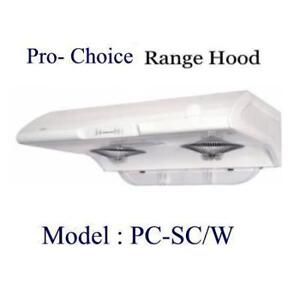 PRO CHOICE Range hood Stock Clearance Sales!