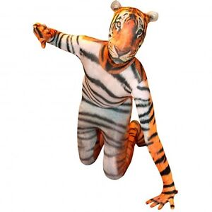 Morphsuit Tiger Large (fits 5'4 to 5'10) - NEW/NEUF - 50$