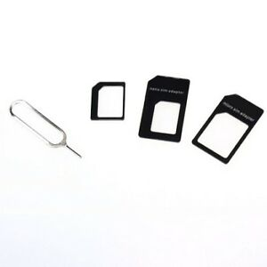 For Sell Convert Nano SIM Card to Micro Standard Adapter For iPh