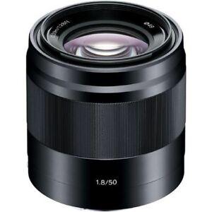 █ SONY █ 50mm / f1.8 Lens (E-mount) - BRAND NEW
