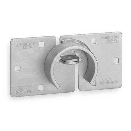 "AMERICAN LOCK A801 Keyed Padlock,8-3/4""W"