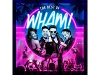 SWEENEY ENTERTAINMENTS PRESENTS THE BEST OF WHAM