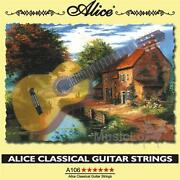 Nylon Classical Guitar Strings