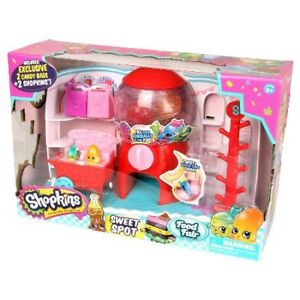 NEW: Shopkins Sweet Shop 13-Piece Play Set - PRICE JUST REDUCED!