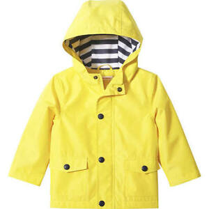 Toddler Raincoat - Size 2