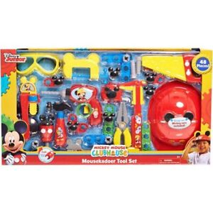 Mickey Mouse Clubhouse tool kit playset 48 piece
