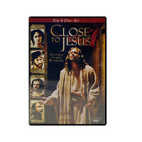 Close to Jesus, 4-Disc Set (DVD) ***New***