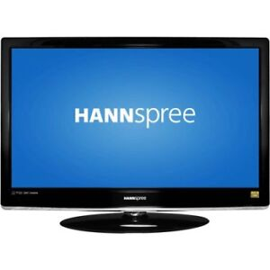 "** TV HANNSpree 28"" Class LCD 1080p 120Hz HDTV  **"