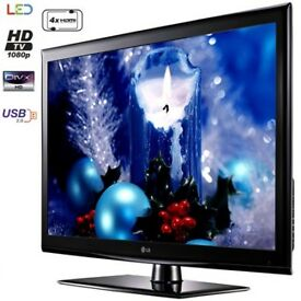 LG 42LE4500 42 Inch Full HD 1080p Ultra Slim LED TV with 4x HDMI & USB Connectivity