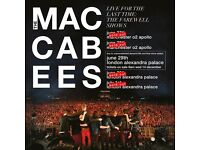 2 x The Maccabees tickets. Alexandra palace. 30th June. £70 for the pair.