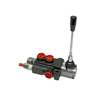 Magister Hydraulics Hcv 1x13 Directional Control Valve 1 Spool 13 Gpm 4-way