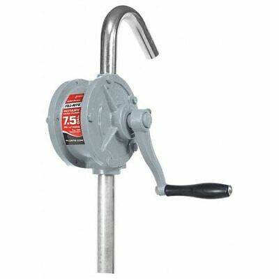 Fill-rite Sd62 Hand Operated Drum Pumprotary7.5 Gpm
