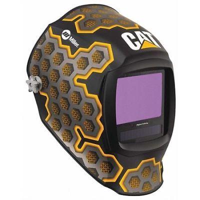 Miller Electric 282007 Welding Helmet Auto-darkening Nylon
