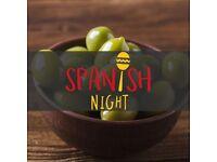 SPANISH NIGHT IN CELLARZ