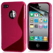 iPhone 4 Pink Gel Case