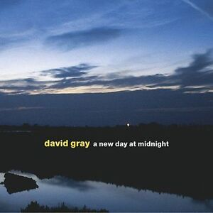A New Day At Midnight Gray, David Audio CD - $4.49