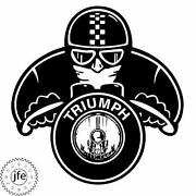 Cafe Racer Decal