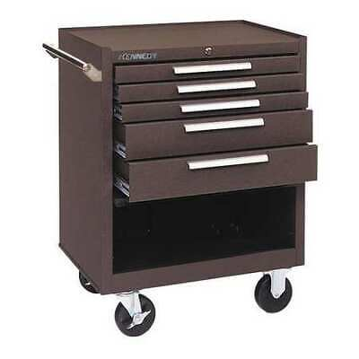 Kennedy 275xb 27w Tool Cabinet 5 Drawers Brown 18d X 35h