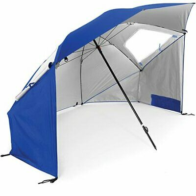 BEST HUGE Beach Umbrella Camping Tent Sun  Family Pool  Sports Shelter Canopy