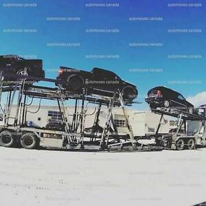 Calgary Car Transport - Vehicle Shipping Across Canada