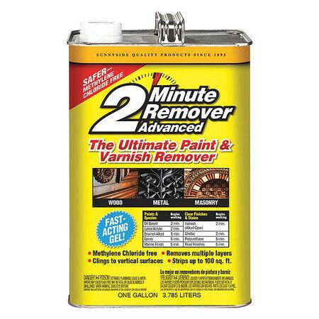 Sunnyside 634G1 Paint And Varnish Remover,1 Gal,Voc Free