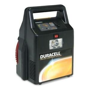 DURACELL INSTANT JUMPSTART SYSTEM TO BOOST CAR BATTERY