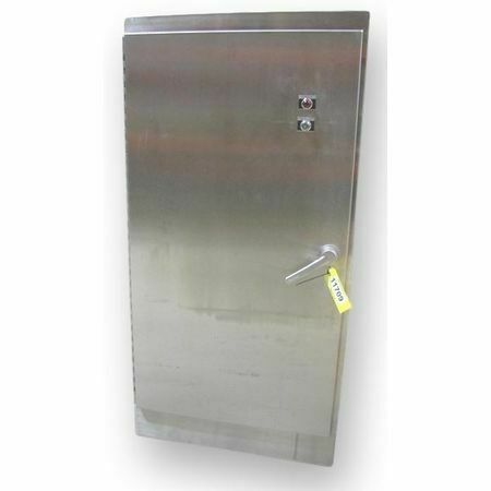 Hoffman Nema 4x Enclosure Stainless Steel Cabinet, Unused!
