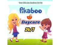 PikaBoo DAYCARE/Childcare