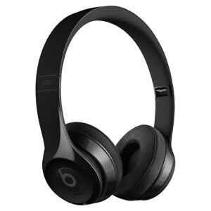 BRAND new BEATS Dr.Dre Solo 3 Wireless BLACK COLOUR 1yr warranty