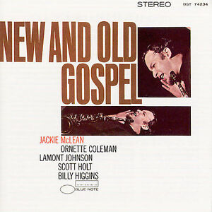 Jackie McLean - New and Old Gospel [Remaster] (CD, Mar-2007, Blue Note)