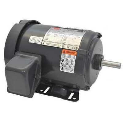 Dayton 48zj88 3-phase General Purpose Motor 1 12 Hp 56h Frame 208-230460v