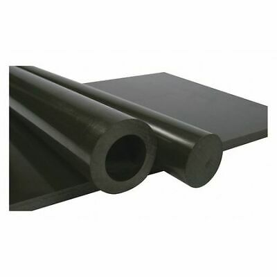 "Nylon 6//6 Polyamide Extruded Plastic Rod 1.25/"" OD x 12/"" Length White"