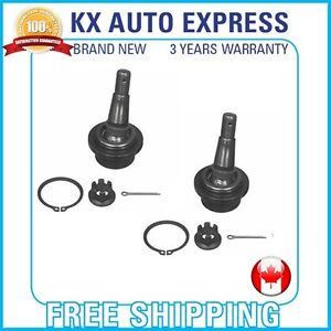 2-PC-FRONT-LOWER-BALL-JOINT-CHEVROLET-SUBURBAN-1500-2000-2001-2002-2003-K6541