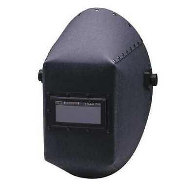 Jackson Safety 14527 Fiber Shell Welding Helmet 2x4.25 Safety Plate Fix Frnt