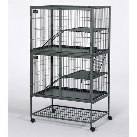 ferret nation cage pet supplies ebay. Black Bedroom Furniture Sets. Home Design Ideas