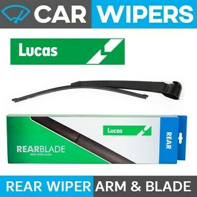 Lucas Electrical Twin Wiper Blade Set LWTF1626D