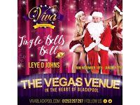 Viva Jingle Bell Ball Christmas Party Night
