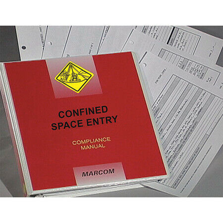 MARCOM M0002540EO Confined Space Entry Compliance Manual