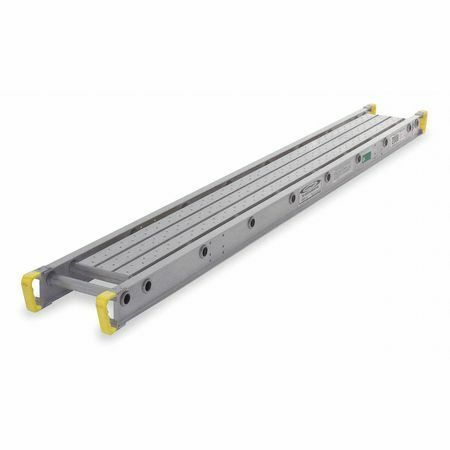 WERNER 2712 Two-Person Scaffolding Stage, 12 Ft. L
