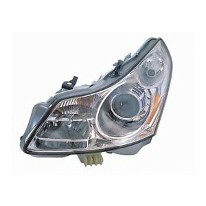 INFINITI G35 HEAD LAMP LH WO TECH SDN HQ 07-08