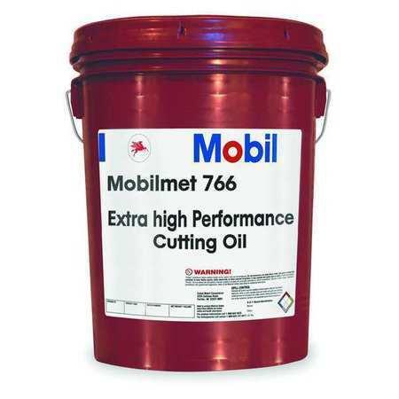 Mobil 103323 Mobilmet 766, Cutting Oil, 5 Gal