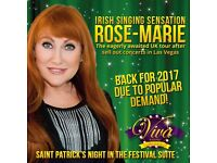 SAINT PATRICK S DAY WITH ROSE MARIE