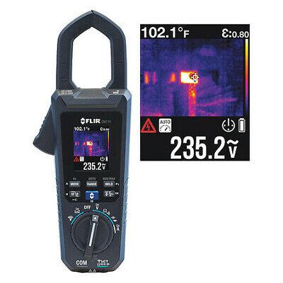 Flir Cm174 Thermal Imaging Clamp Meterdigitallcd
